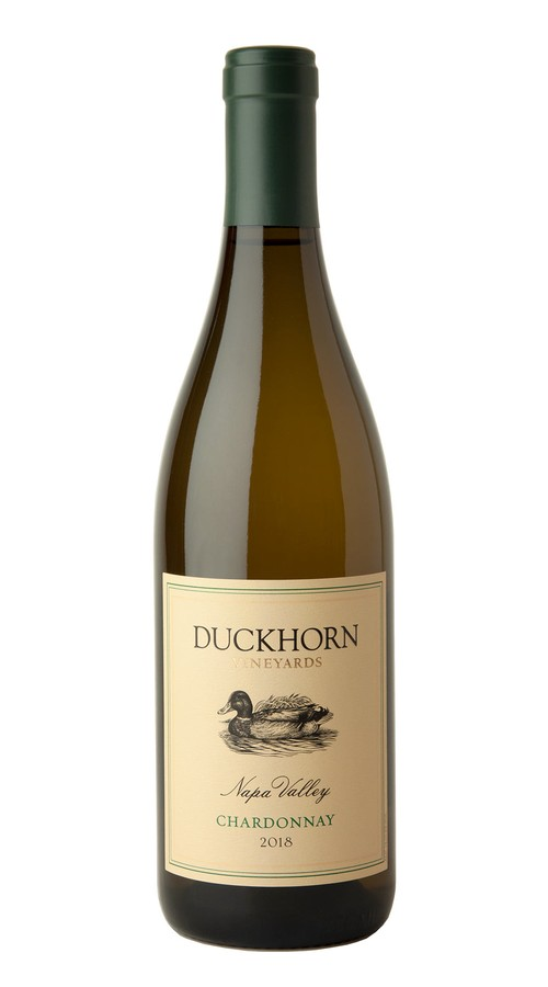 2018 Duckhorn Vineyards Napa Valley Chardonnay