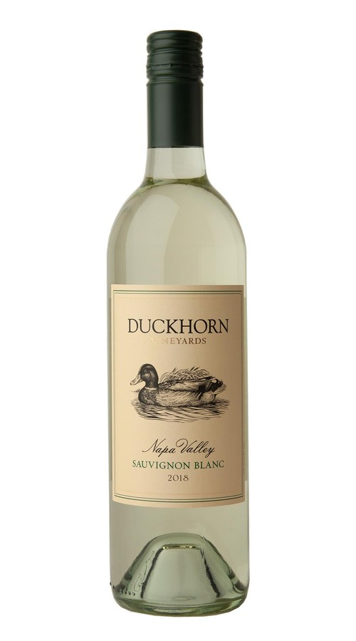 2018 Duckhorn Vineyards Napa Valley Sauvignon Blanc