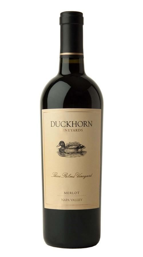 2018 Duckhorn Vineyards Napa Valley Merlot Three Palms Vineyard 1.5L
