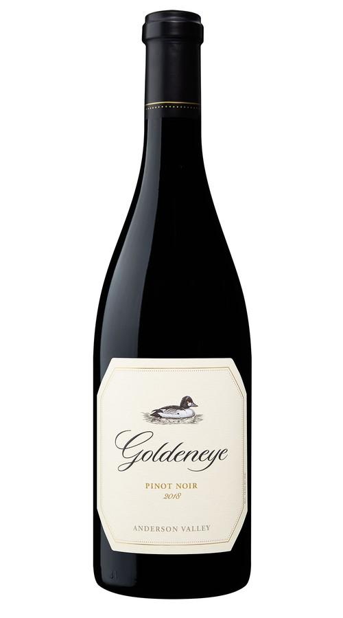 2018 Goldeneye Anderson Valley Pinot Noir