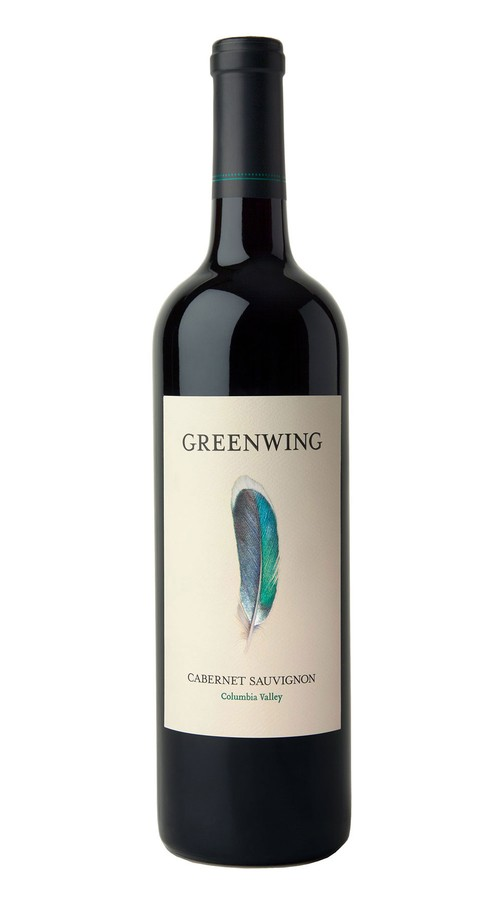 2018 Greenwing Columbia Valley Cabernet Sauvignon