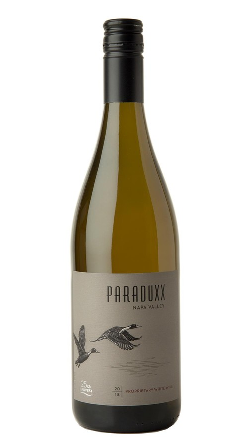 2018 Paraduxx Proprietary Napa Valley White Wine