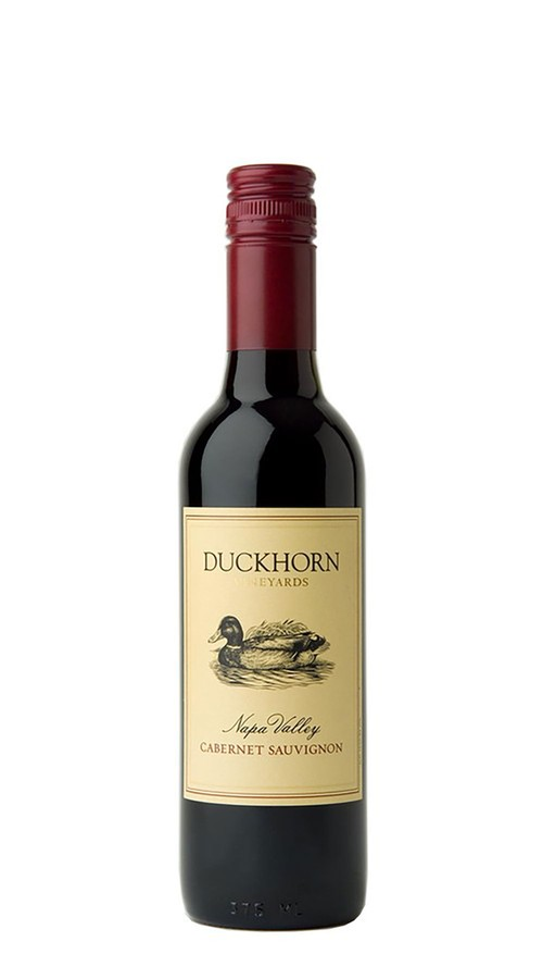 2018 Duckhorn Vineyards Napa Valley Cabernet Sauvignon 375ml