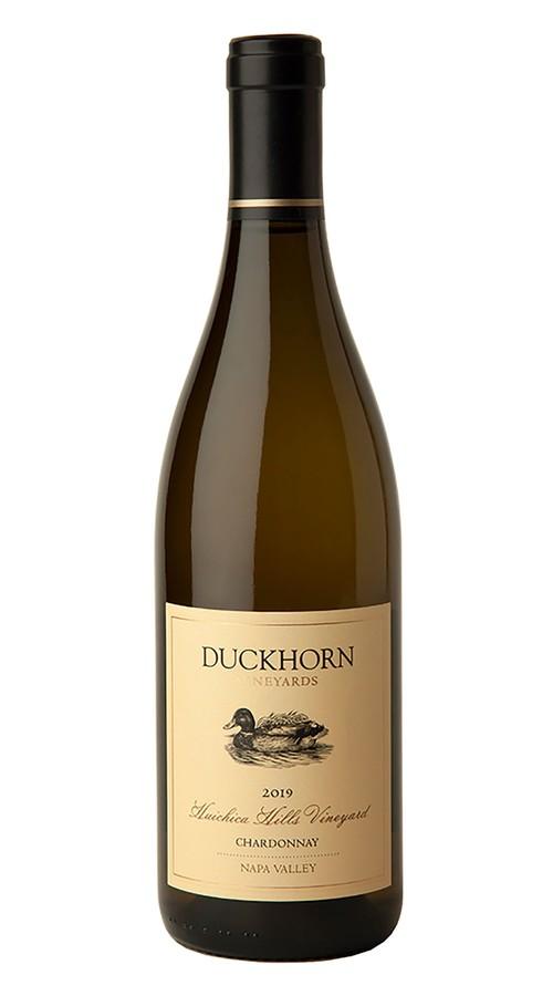2019 Duckhorn Vineyards Napa Valley Chardonnay Huichica Hills Vineyard