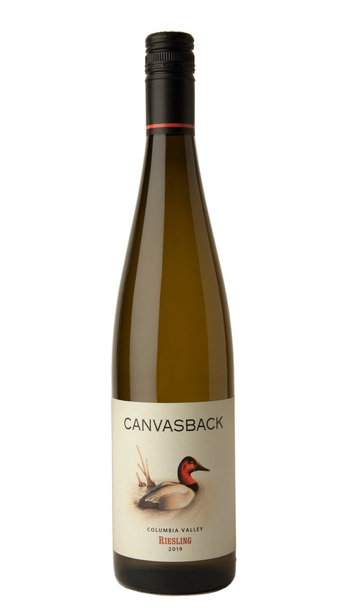2019 Canvasback Columbia Valley Riesling