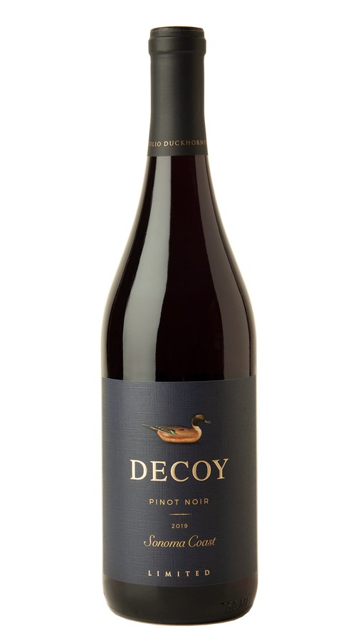 2019 Decoy Limited Sonoma Coast Pinot Noir