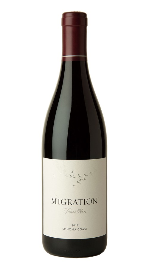 2019 Migration Sonoma Coast Pinot Noir