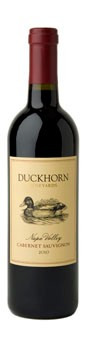 2010 Duckhorn Vineyards Napa Valley Cabernet Sauvignon