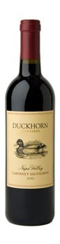 2010 Duckhorn Vineyards Napa Valley Cabernet Sauvignon 375ml