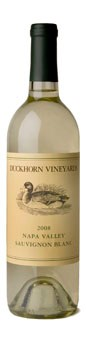 2008 Duckhorn Vineyards Napa Valley Sauvignon Blanc