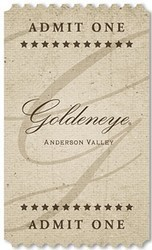 Goldeneye Wine Club Party
