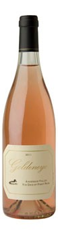 2009 Goldeneye Anderson Valley Vin Gris of Pinot Noir