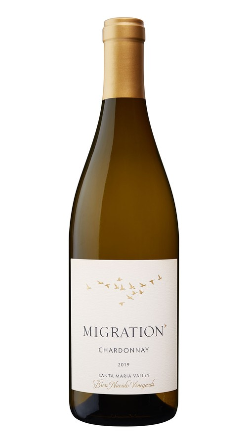 2019 Migration Santa Maria Valley Chardonnay Bien Nacido Vineyard