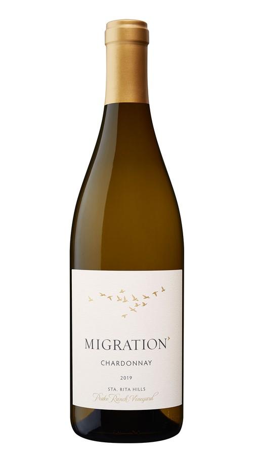 2019 Migration Sta. Rita Hills Chardonnay Peake Ranch Vineyard