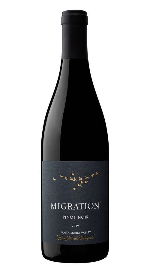 2019 Migration Santa Maria Valley Pinot Noir Bien Nacido Vineyard