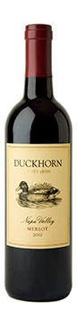 2012 Duckhorn Vineyards Napa Valley Merlot 3.0L