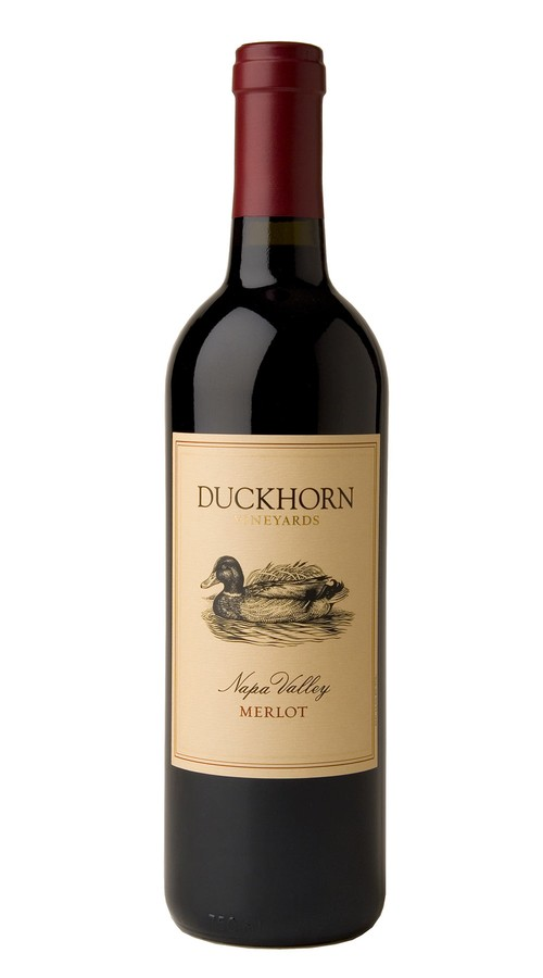 2018 Duckhorn Vineyards Napa Valley Merlot