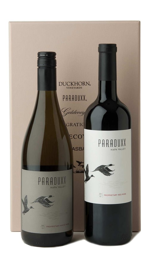 Paraduxx Red & White Gift Set Image