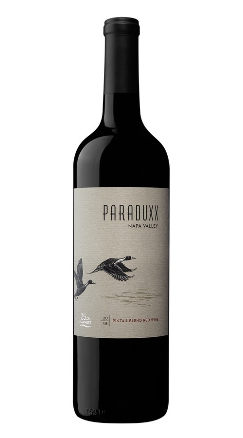 2018 Paraduxx Pintail Blend Napa Valley Red Wine