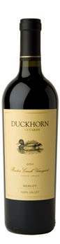 2010 Duckhorn Vineyards Napa Valley Merlot Rector Creek Vineyard