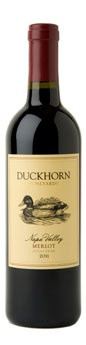 2011 Duckhorn Vineyards Atlas Peak Napa Valley Merlot
