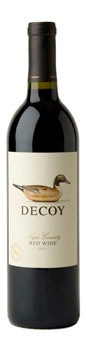 2011 Decoy Napa County Red Wine