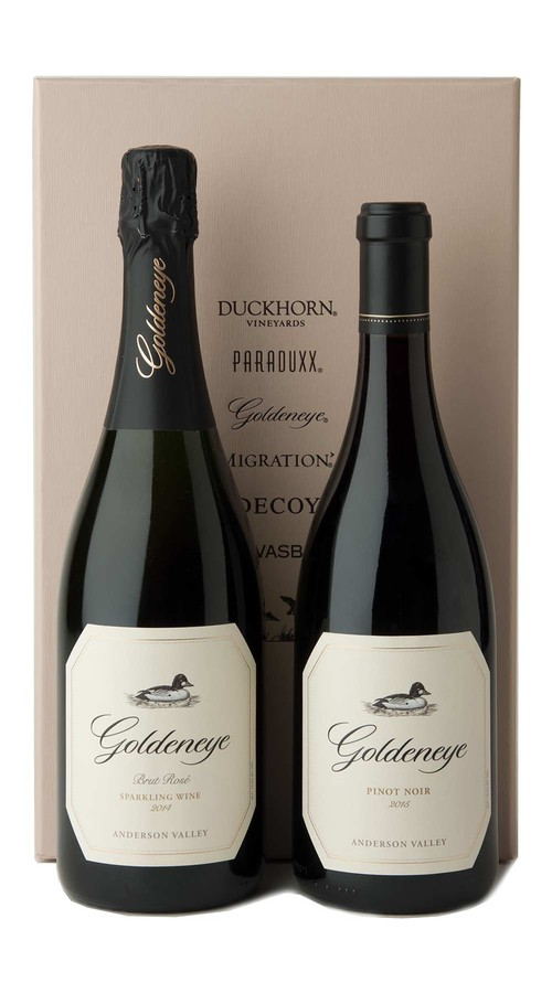 Goldeneye Red and Sparkling Gift Set