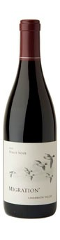 2010 Migration Anderson Valley Pinot Noir 375ml