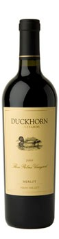 2010 Duckhorn Vineyards Napa Valley Merlot Three Palms Vineyard