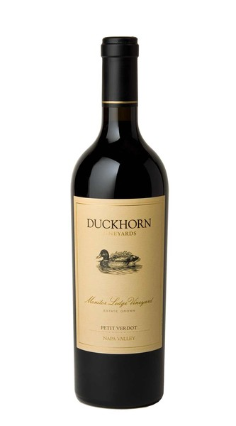 2009 Duckhorn Vineyards Napa Valley Petit Verdot Monitor Ledge Vineyard Image