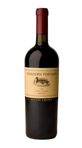 2006 Duckhorn Vineyards Estate Grown Merlot