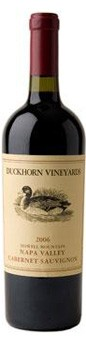 2006 Duckhorn Vineyards Howell Mountain Cabernet Sauvignon