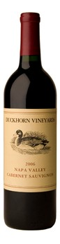 2006 Duckhorn Vineyards Napa Valley Cabernet Sauvignon 375ml