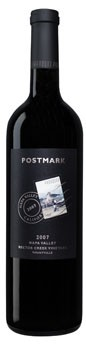 2007 Paraduxx Postmark Rector Creek Vineyard Red Wine Image
