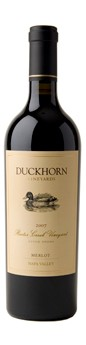 2007 Duckhorn Vineyards Three Palms Vineyard Merlot