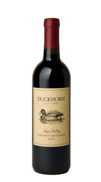 2008 Duckhorn Vineyards Napa Valley Cabernet Sauvignon