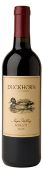 2008 Duckhorn Vineyards Napa Valley Merlot 375ml