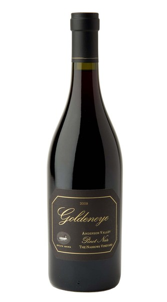 2009 Goldeneye Estate Grown The Narrows Vineyard Pinot Noir