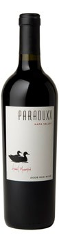 2009 Paraduxx Howell Mountain Napa Valley Red Wine