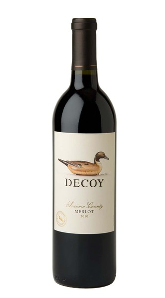 2010 Decoy Sonoma County Merlot