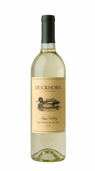 2010 Duckhorn Vineyards Napa Valley Sauvignon Blanc