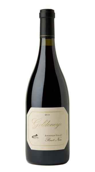 2010 Goldeneye Anderson Valley Pinot Noir