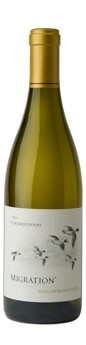2010 Migration Russian River Valley Chardonnay 375ml Image