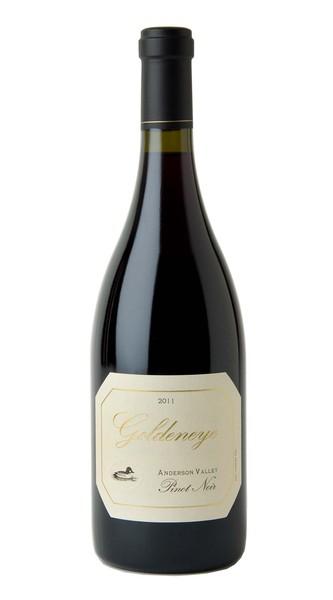 2011 Goldeneye Anderson Valley Pinot Noir