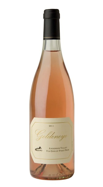2011 Goldeneye Anderson Valley Vin Gris of Pinot Noir