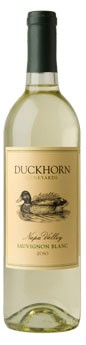 2011 Duckhorn Vineyards Napa Valley Sauvignon Blanc 375ml Image