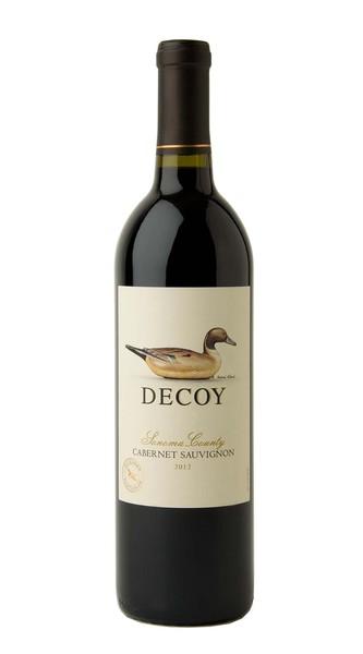 2012 Decoy Sonoma County Cabernet Sauvignon Image