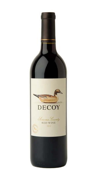 2012 Decoy Sonoma County Red Wine