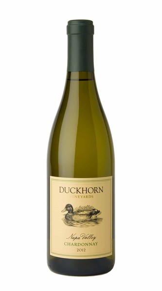 2012 Duckhorn Vineyards Napa Valley Chardonnay
