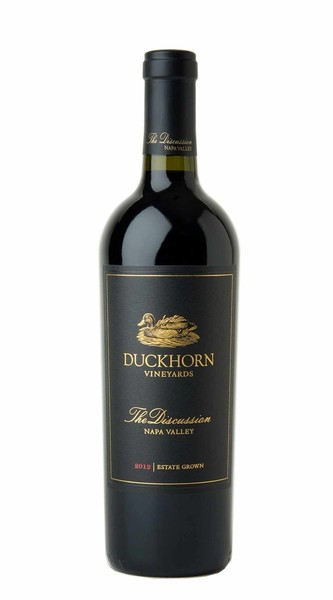2012 Duckhorn Vineyards The Discussion Napa Valley Red Wine 1.5L